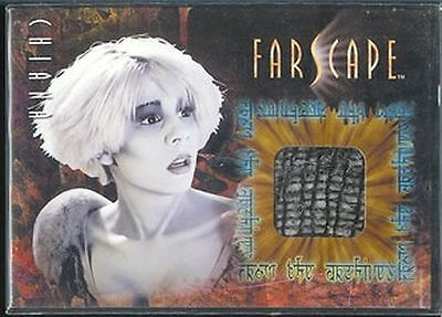 Sammeln & Seltenes Farscape Season 2 Kostüm Cc9 Chiana's Outfit To Produce An Effect Toward Clear Vision Non-sport Trading Cards