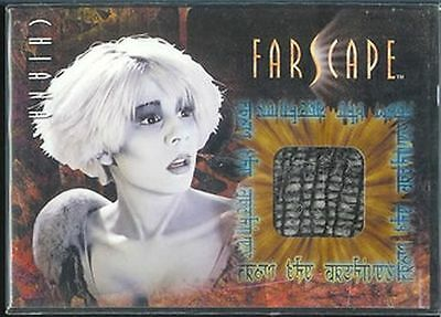 Trading Card Einzelkarten Trading Cards Farscape Season 2 Kostüm Cc9 Chiana's Outfit To Produce An Effect Toward Clear Vision