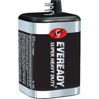 Eveready 6v Carbon-zinc Super Heavy Duty Lantern Battery
