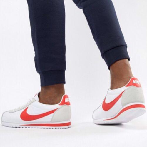 sports shoes 2e9d1 9084d Nike 101 807472 8 5 Trainers 42 Cortez Men s Eu Uk Size Classic Nylon  rwrTBq6a