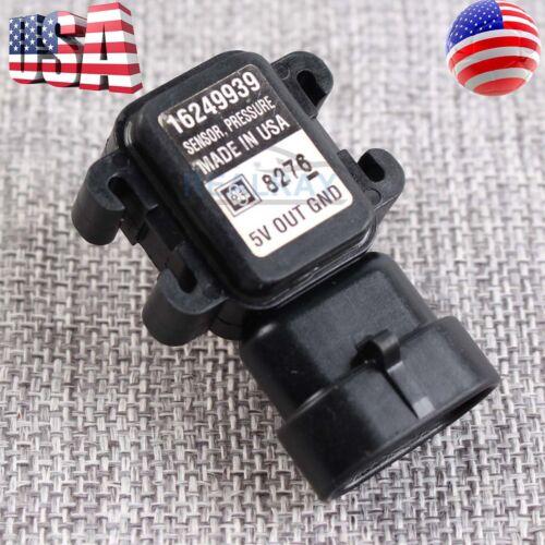 OEM 16249939 16187556 Air Intake Pressure MAP Sensor Chevy GMC Cadillac Hummer
