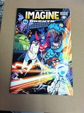 Imagine Agents #3 First printing