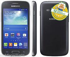 SAMSUNG Galaxy Ace 3 S7275 Metallico Nero Sbloccato Android 4G LTE 8GB Grado B