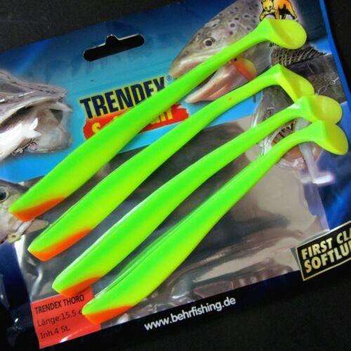 Behr Trendex Thoro Weichplastiköder 15,5 cm Farbe 06