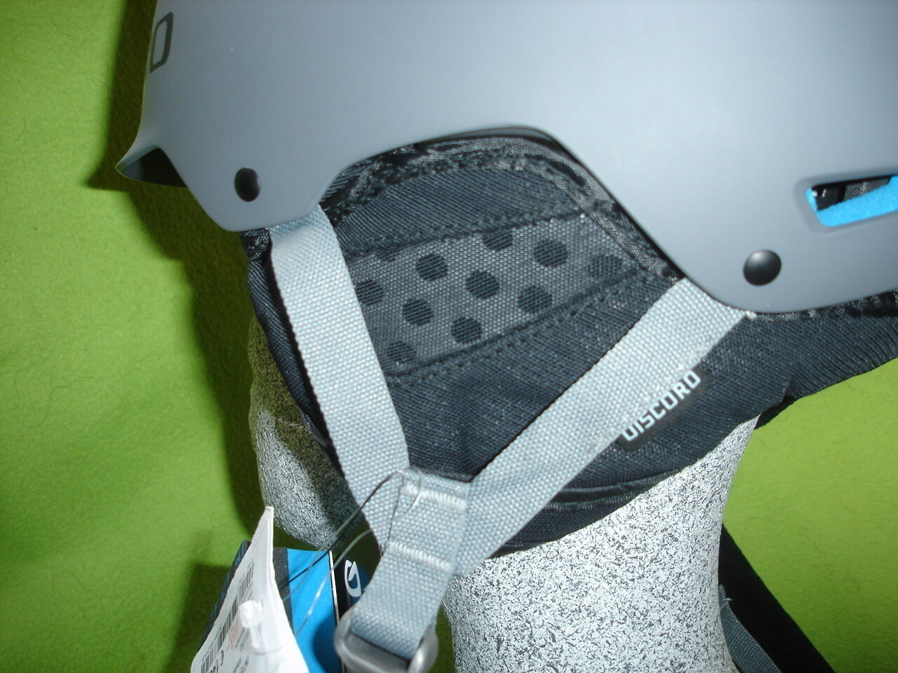 Skihelm Giro Discord Dark shadow matt 52-55 52-55 52-55 5 Softshell Neu Snowboard-Ski-Helm 15dc14