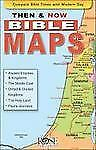 Then-amp-Now-Bible-Maps-Pamphlet-Compare-Bible-Times-with-Modern-Day-Electronic
