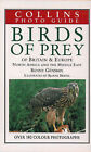 Birds of Prey of Europe, North Africa and the Middle East by Benny Gensbol (Hardback, 1986)