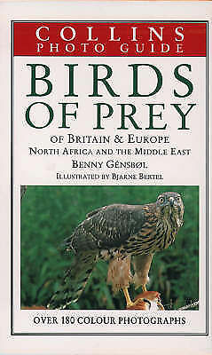Birds of Prey of Europe, North Africa and the Middle East (Collins Field Guide),