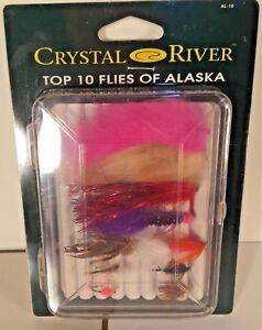 Crystal River Top 10 Flies of Alaska NEW