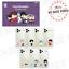 thumbnail 1 - BTS TinyTAN MIC DROP Clear Jelly Cellphone Case Cover Official K-POP Goods