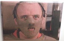 "Silence of the Lambs Movie Poster 2"" x 3"" Refrigerator Locker MAGNET Hannibal #2"