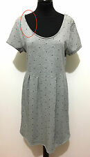 SUN68 Abito Vestito Donna Cotone Pois Cotton Woman Dress Sz.M - 44