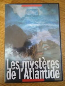Raro-DVD-Documental-Les-Misterios-de-ATLANTIS