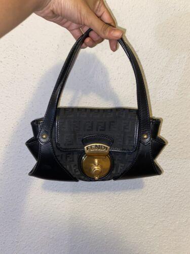 Fendi Zucca Mini Bag
