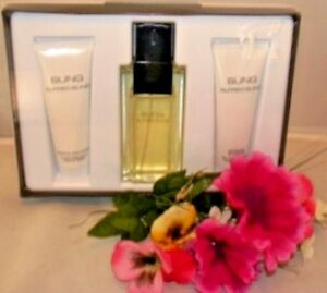 ALFRED-SUNG-SUNG-3-PC-WOMEN-039-S-PERFUME-AND-BODY-SET