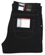 PIONEER ® STRETCH Jeans RANDO schwarz W 34 L 32  1674-9833.11 UvP*69,95 NEUWARE