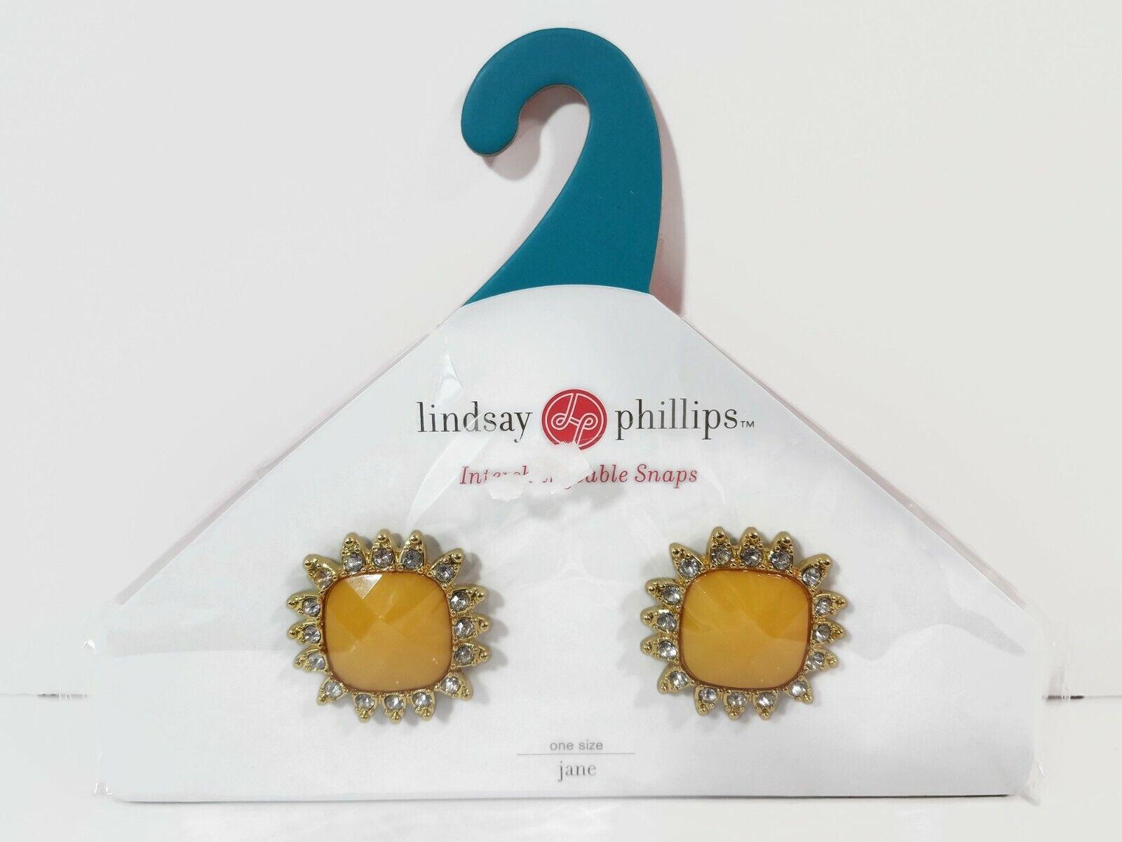 Lindsay Phillips Snaps Shoe Jewelry JANE Switchflops