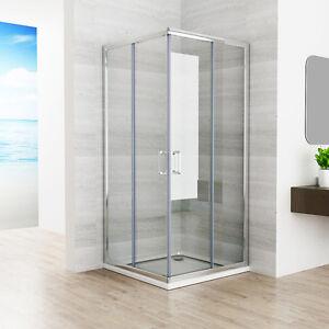 80 x 80 cm duschkabine eckeinstieg duschwand duschabtrennung dusche schiebet r ebay. Black Bedroom Furniture Sets. Home Design Ideas
