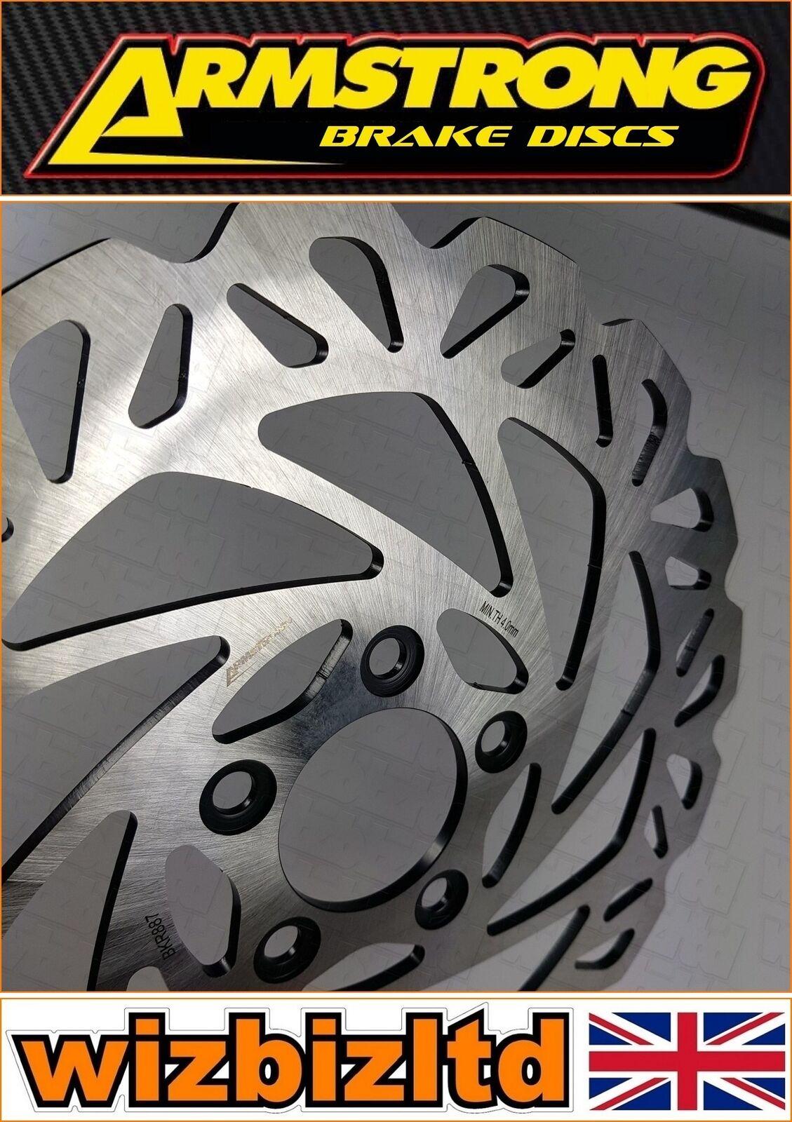 Armstrong Rear Brake Disc Harley Davidson FLSTS Heritage Springer 2000-03 BKR887