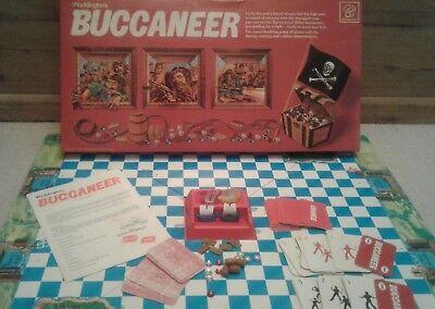 WADDINGTONS BUCCANEER GAME 1976 GAME PARTS CHOOSE .