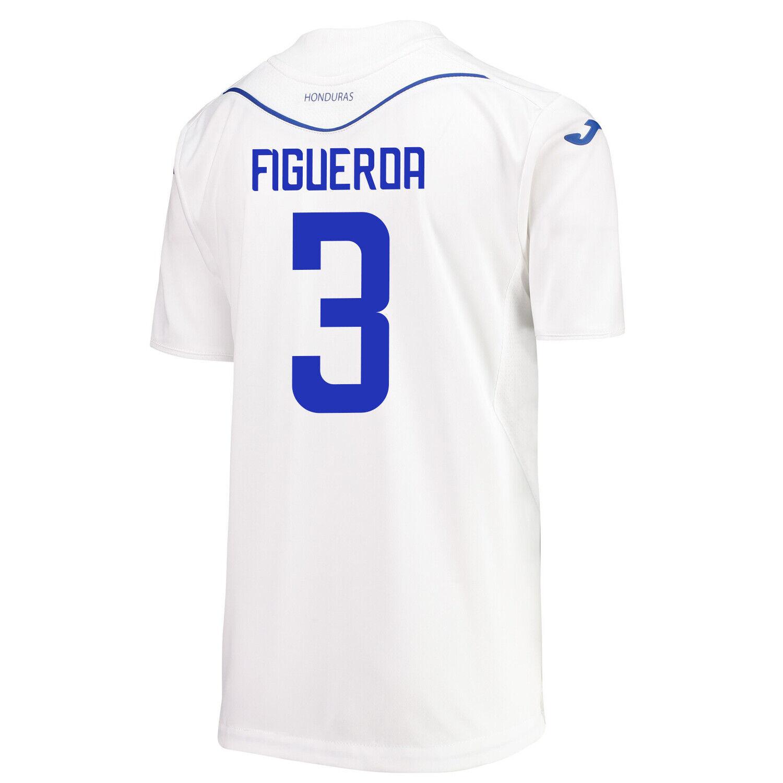 Figueroa Joma Honduras Jersey Hogar fútbol juvenil 2019-20