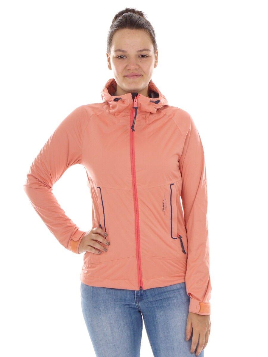 O 'Neill Windbreaker función chaqueta  naranja jones split Stretch hyperdry  orden ahora con gran descuento y entrega gratuita