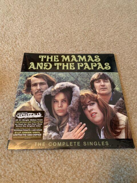 Mamas and The Papas Complete Singles 2xlp Vinyl for sale