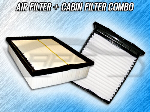 AIR FILTER CABIN FILTER COMBO FOR 2002 2003 2004 2005 LAND ROVER FREELANDER