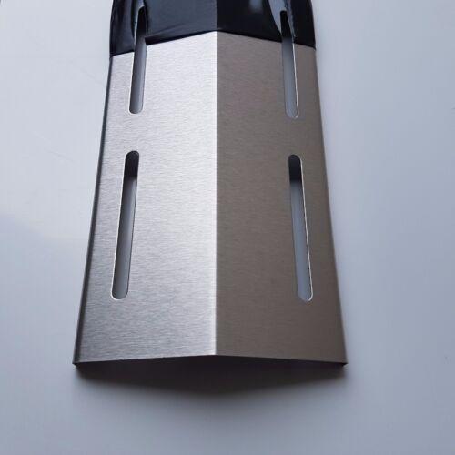 K240 5x Flammenverteiler Aromaschienen 435x150mm Enders Gasgrill 3K Langloch CNS