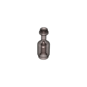 33078 Utensil Bottle Trans Black LEGO Accessoire Nourriture Minifig