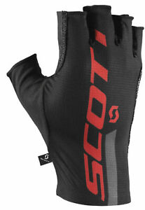 Constructive Scott Rc Premium Pro Tec Fingerless Cycling Gloves Black By Scientific Process Cycling Clothing Cycling