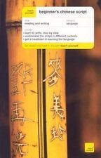 Teach Yourself Beginner's Chinese Script-ExLibrary