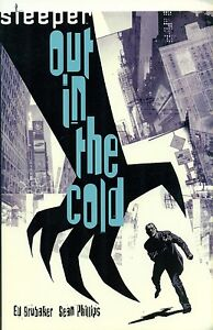 SLEEPER Out in the Cold (2003) DC Wildstorm Comics TPB