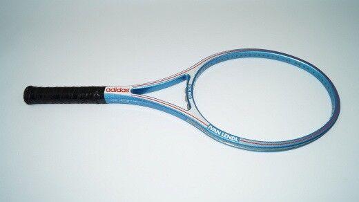 Adidas GTX Mid Mid Mid Ivan Lendl Tennisschläger unstrung L3 racket Signum Carbon France 3832bb