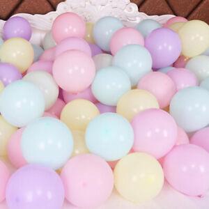 100Pcs-10-Inch-Macaron-Latex-Balloons-Baby-Shower-Birthday-Wedding-Party-Decor
