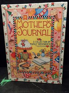 Mary-Engelbreit-Mothers-Family-Journal-Book-Collection-of-Memories-Hardcover