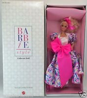 Applause Style 1990 Barbie Doll Toys