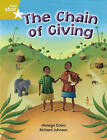 Rigby Star Independent Year 2 Gold Fiction: The Chain of Giving Single by Hiawyn Oram (Paperback, 2004)