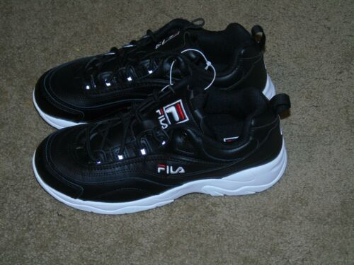 Fila Disarray Women/'s Size 8 Shoes Black Color W// Box /& Tags Athletic Shoes