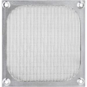 Lueftergitter-Aluminiumfilter-silber-120-x-120-mm-fuer-120-mm-Gehaeuseluefter