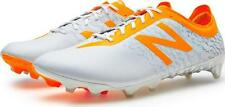 NEW Men's New Balance Furon Apex Limited Edition Soccer Shoes White/Impulse Sz 8