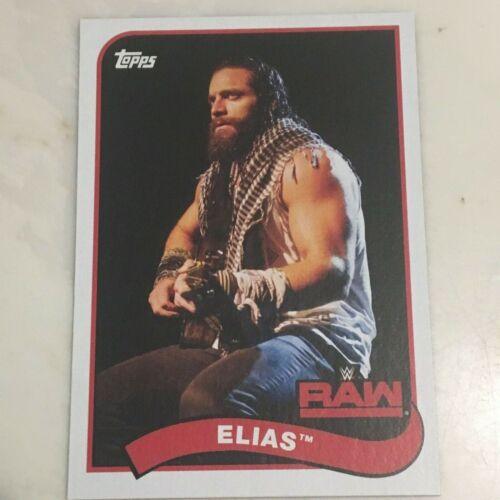 2006 Topps Heritage WWE Wrestling tarjeta recoger II ENVÍO GRATUITO