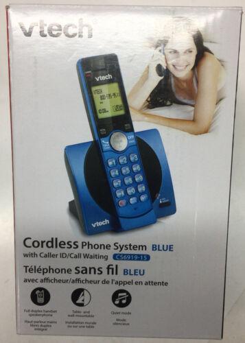 OEM Original VTech CS6919 DECT 6.0 Expandable Cordless Phone Handset USED!