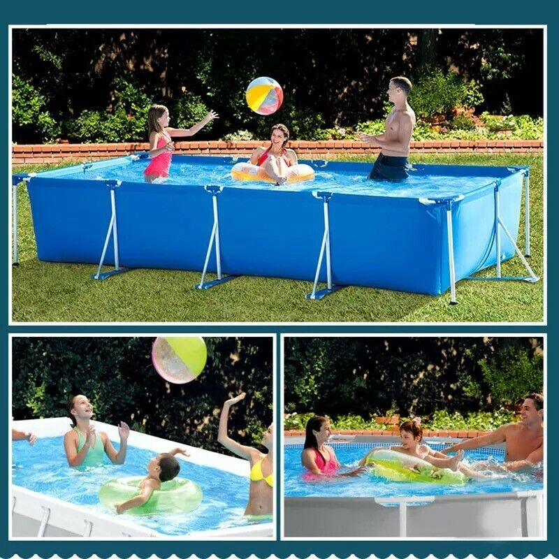 Spot Inflatable Swimming Pool Frame Above Ground Pool Outdoor Paddling Pool