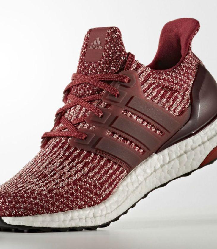 Adidas Ultra Boost 3.0 Rojo Borgoña 9.5 Reino Unido Correr Misterio Para hombre Zapatillas Correr Unido BA8845 f40754
