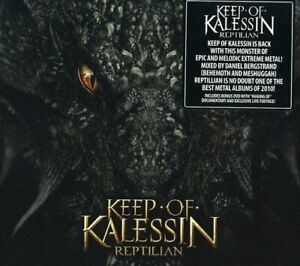 Keep-Of-Kalessin-Reptilian-Double-CD-Digipack