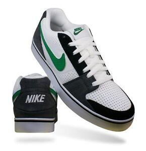 NIKE RUCKUS LOW Sneakers Skate Uomo Stringate Verde Bianco Antracite