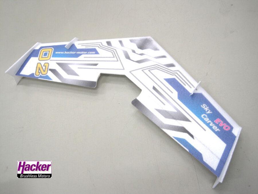 Hacker Skycarver Evo Race Diseño Construcción 10949502 Outdoor Indoor Aviador