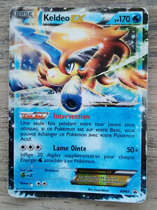 Carte Pokémon - Keldeo EX Holo 170 PV BW61
