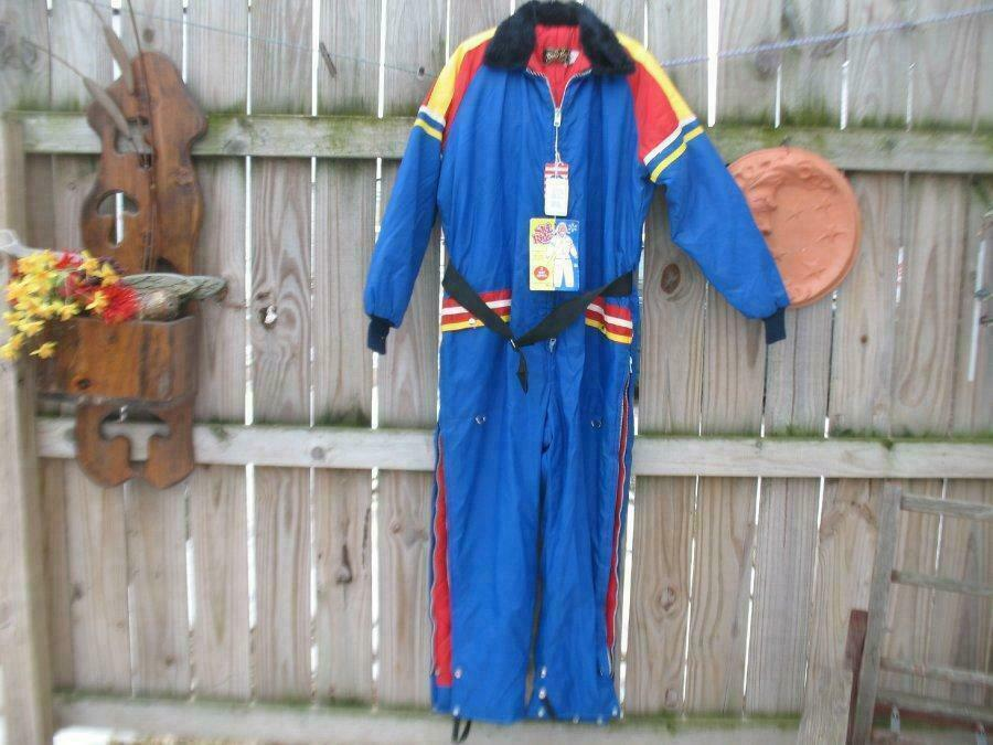 Vintage USA Timber King insulated Winter  Snow Snowmobile Ski suit Mens Medium  offering store